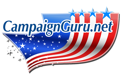 CampaignGuru-logo design by Quick logo