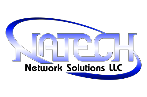 NATECH-Network-Solutions-LLC-logo design by Quick logo