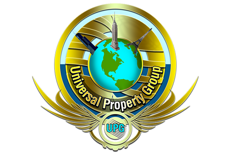Universal-Property-Group-logo design by Quick logo
